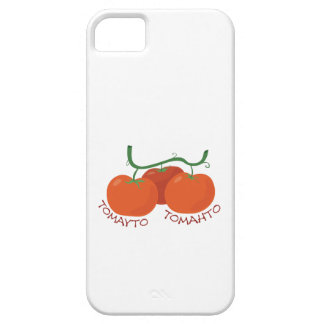 Tomayto Tomahto iPhone 5 Covers