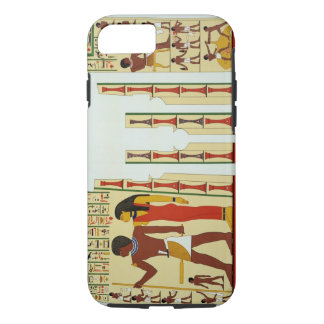 Tomb 24, Sepulchral Chamber No. 2, from Gizeh, Vol iPhone 8/7 Case