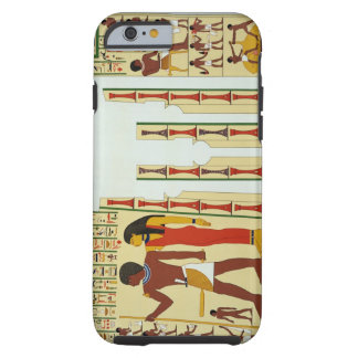 Tomb 24, Sepulchral Chamber No. 2, from Gizeh, Vol Tough iPhone 6 Case