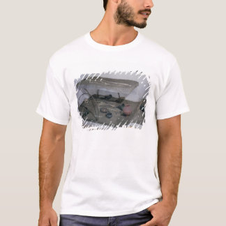 Tomb of a Gaulish chief and his chariot driver T-Shirt