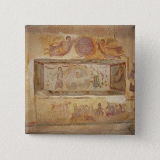 Tomb of Aelia Arisuth Pinback Button