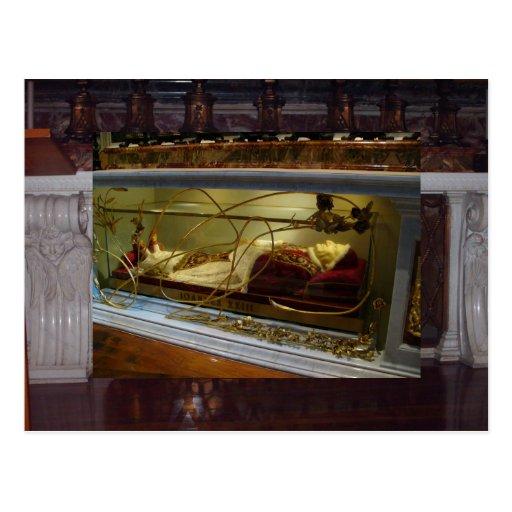 Tomb of Blessed Pope John XXIII Postcard