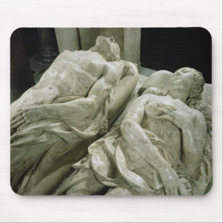 Tomb of Catherine de Medici  and Henri II Mouse Pad