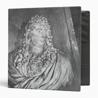 Tomb of Charles Le Brun and his wife 3 Ring Binder