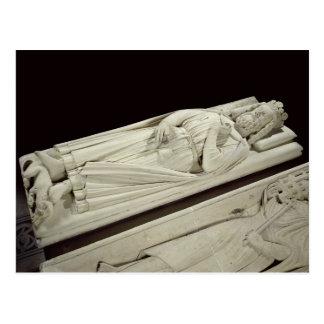 Tomb of Clovis I Post Card