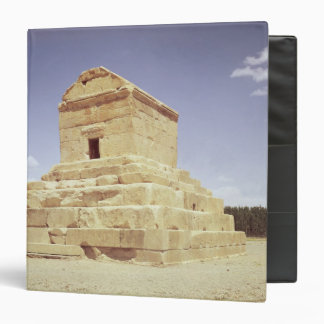 Tomb of Cyrus the Great Binder