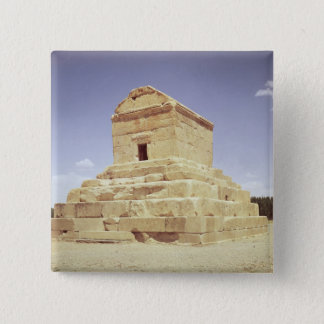Tomb of Cyrus the Great Button