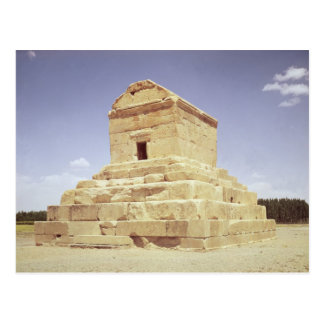 Tomb of Cyrus the Great Postcard