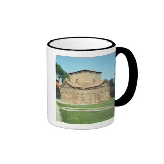 Tomb of Galla Placidia, c.450 Ringer Mug