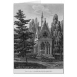 Tomb of Heloise and Abelard Greeting Card