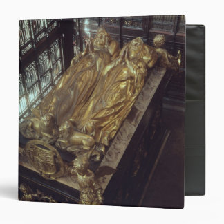 Tomb of Henry VII  and his Wife Binder