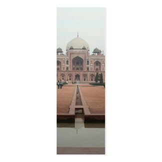 Tomb of Humayun Delhi India Business Card Templates