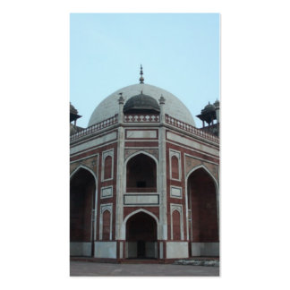 Tomb of Humayun Delhi India Business Cards
