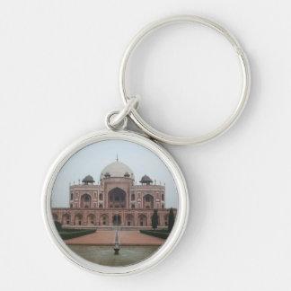 Tomb of Humayun Delhi India Keychain