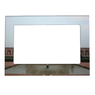 Tomb of Humayun Delhi India Magnetic Photo Frame