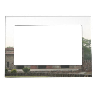 Tomb of Humayun Delhi India Magnetic Picture Frame