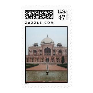 Tomb of Humayun Delhi India Postage