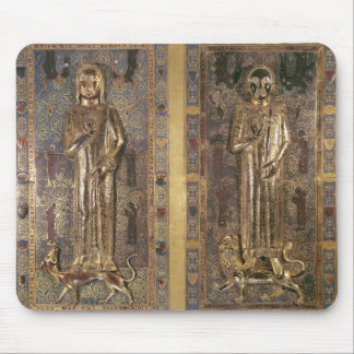 Tomb of Jean  and Blanche  of France Mouse Pad