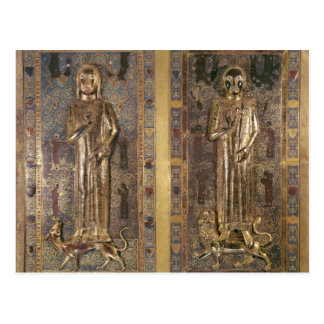 Tomb of Jean  and Blanche  of France Postcards