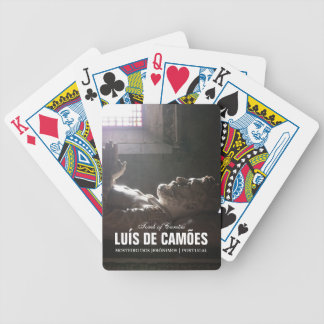 Tomb of Luis de Camoes in the Jeronimos Monastery Bicycle Playing Cards