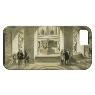 Tomb of Napoleon (1769-1821) at Invalides, from 'P iPhone SE/5/5s Case