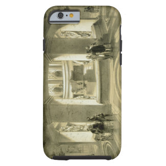 Tomb of Napoleon (1769-1821) at Invalides, from 'P Tough iPhone 6 Case