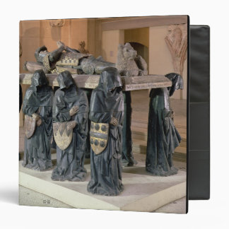 Tomb of Philippe Pot (1428-94) from Citeaux Abbey, 3 Ring Binders