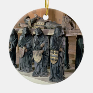 Tomb of Philippe Pot (1428-94) from Citeaux Abbey, Christmas Tree Ornament