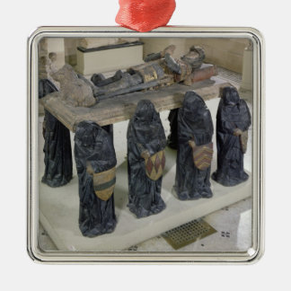 Tomb of Philippe Pot Christmas Ornaments