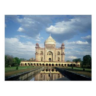 Tomb of Sardar Jang, Nawab of Oudh and Prime Minis Postcard