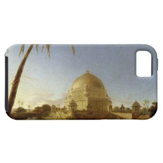 Tomb of Sher Shah, Sasaram, Bihar, c.1790 (oil on iPhone SE/5/5s Case