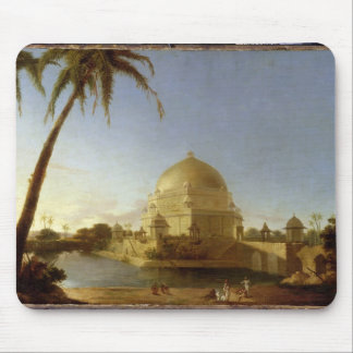 Tomb of Sher Shah, Sasaram, Bihar, c.1790 (oil on Mouse Pad