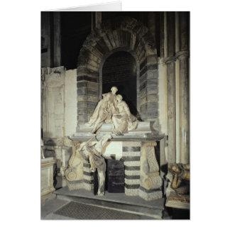 Tomb of Sir Joseph and Lady Elizabeth Card