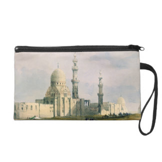 Tomb of Sultan Qansuh Abu Sa`id, 1499, in the East Wristlet Purse
