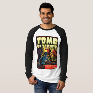 Tomb of Terror Return from the Grave T-Shirt