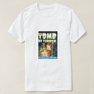 Tomb of Terror Tail of Cain T-Shirt