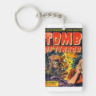 Tomb of Terror the Break Up keychain
