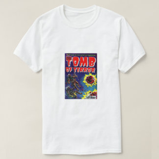 Tomb of Terror What Was Out There T-Shirt