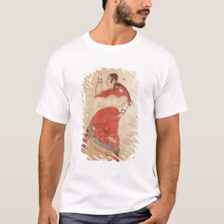 Tomb of the acrobats, detail of a dancer T-Shirt
