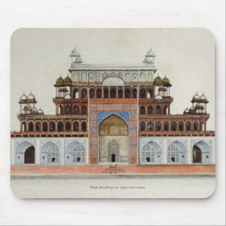 Tomb of the Emperor Akbur at Secundra Mouse Pad