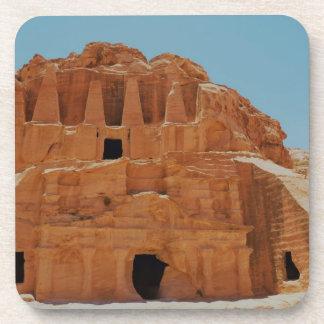 Tomb of the obelisks Petra Drink Coasters