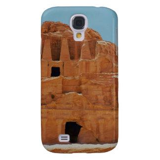 Tomb of the obelisks Petra Galaxy S4 Cover