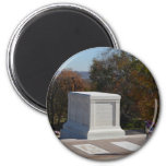 Tomb of the Unknown Soldier Arlington 2 Inch Round Magnet