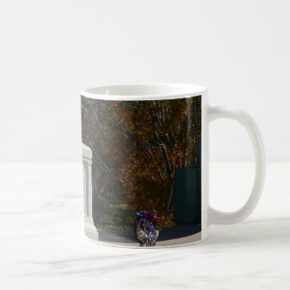 Tomb of the Unknown Soldier Arlington Classic White Coffee Mug