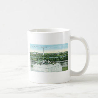Tomb of the Unknown Soldier, Arlington, Virginia Classic White Coffee Mug