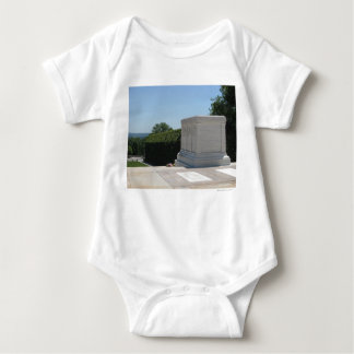 Tomb of the Unknown Soldier Baby Bodysuit