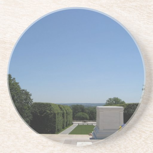 Tomb of the Unknown Soldier Drink Coasters