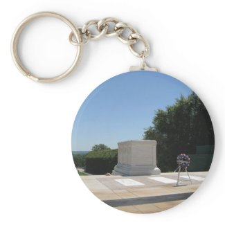 Tomb of the Unknown Soldier Key Chains