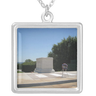 Tomb of the Unknown Soldier Personalized Necklace