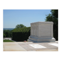 Tomb of the Unknown Soldier Post Card
